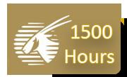 Reaching 1500 Pilot hours